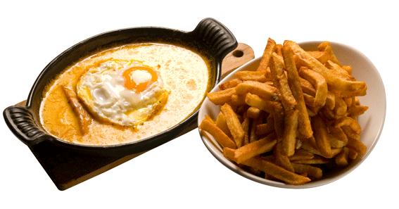 Le Welsh : plat traditionnel du Nord-Pas-De-Calais