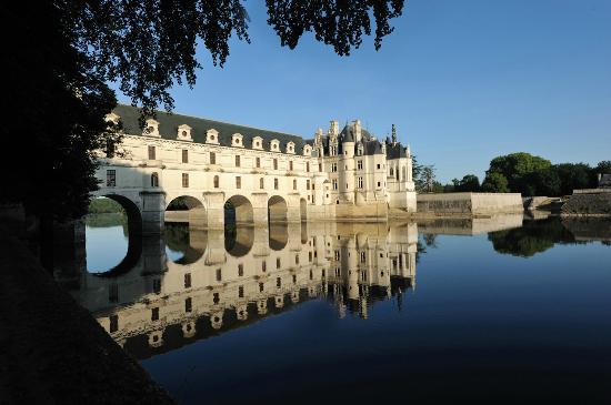 Découvrir la vallée de la Loire #3 : le chateau de Chenonceau