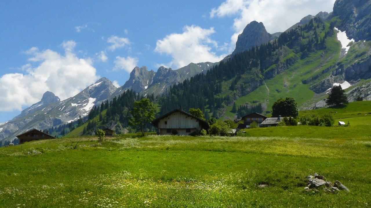 haute savoie paysage - Image