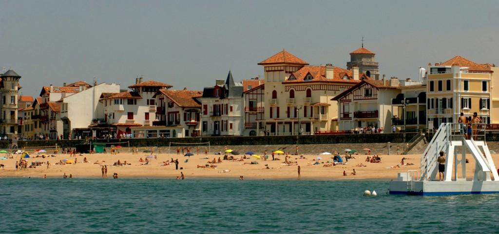 plage Saint Jean de Luz