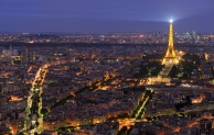 Visiter Paris by Night