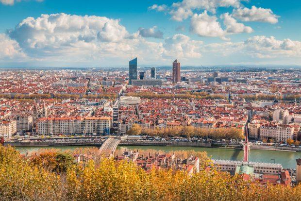 Une balade à Lyon