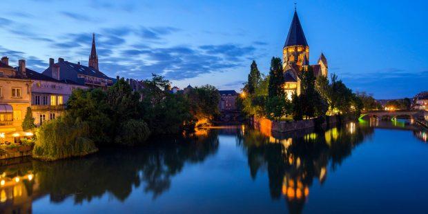 Une visite guidée au coeur du centre historique de Metz