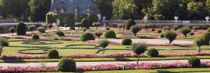 Chateau de Chenonceau - Jardin de Diane