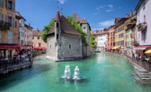 visiter haute savoie - Annecy