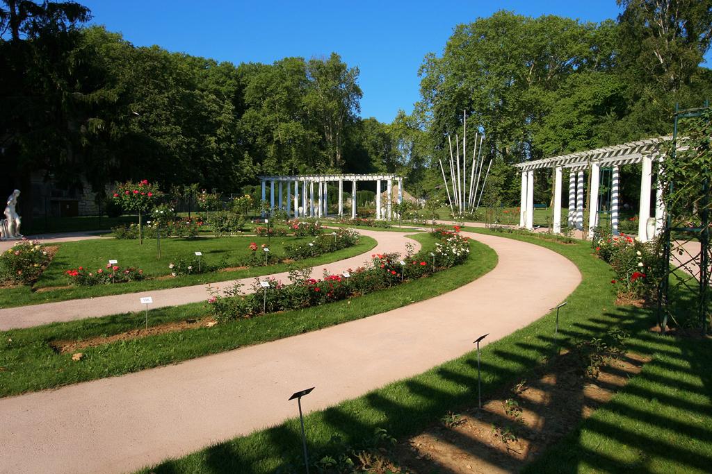 Parc de la Tete d'Or, Lyon