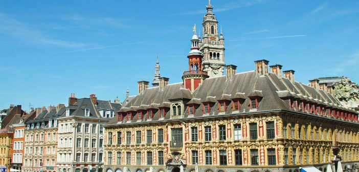 lille-grand place